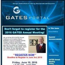 The GATES PORTAL